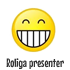 Roliga presenter